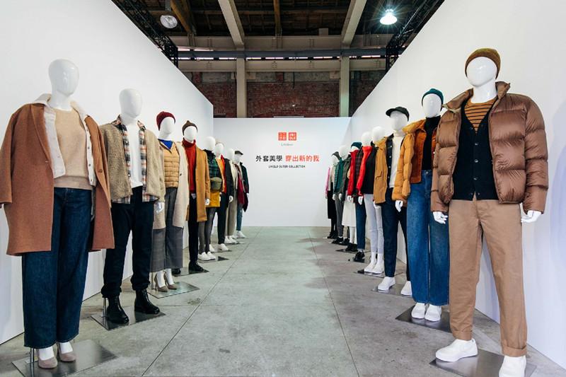 UNIQLO外套美學 穿出新的我 品牌代言人蕭敬騰首度現身